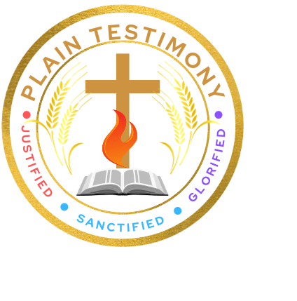 plain testimony